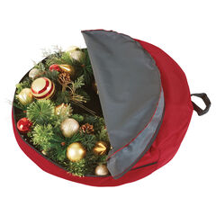 "30"" Wreath Storage Bag,"