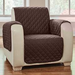 BH Studio Water-Repellent Microfiber Chair Protector,