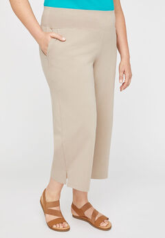 Suprema Wide Leg Capri,