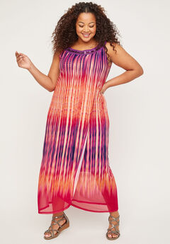 Sunset Falls Maxi Dress,