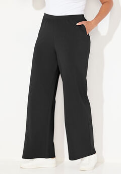 Suprema Wide Leg Pant,