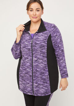 Wisteria Yoga Jacket,