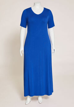 Lakeport Maxi Dress (With Pockets),