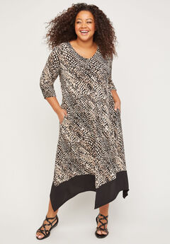 AnyWear Treemont A-Line Dress,