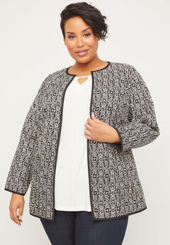 Reversible Quilted Jacket,