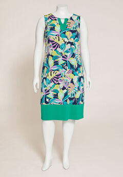 Palm Springs Shift Dress,