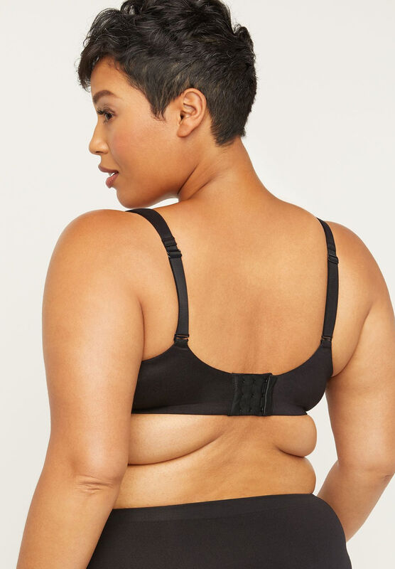 Details about  /Catherines Solid Beige Full-Coverage Smooth Underwire Bra Multiple Plus Size A90