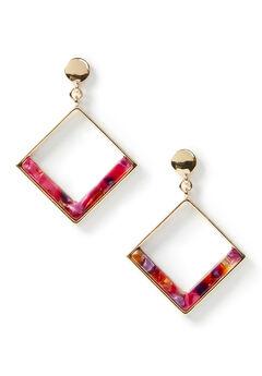 Ivy Galleria Drop Earrings,