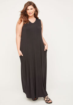 Morning to Midnight Maxi Dress (With Pockets),