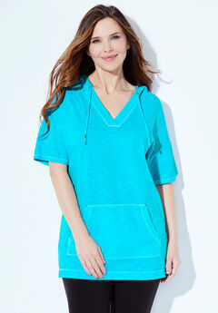 Riviera Hooded Tunic,