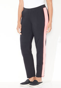 French Terry Active Pant,