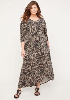 AnyWear Wild Breeze Maxi Dress,
