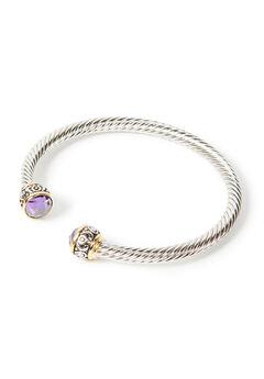 Engraved Cuff Bracelet,