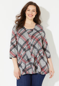 Impossibly Soft Cardigan & Tank Duet,