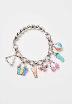 Beach Breeze Stretch Bracelet,