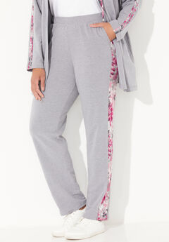 French Terry Motivation Pant,