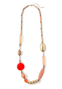 Beaded Craft Necklace,