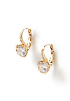Endless Shine Drop Earrings,