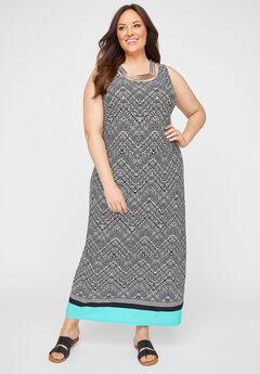 Maine Shores Maxi Dress,