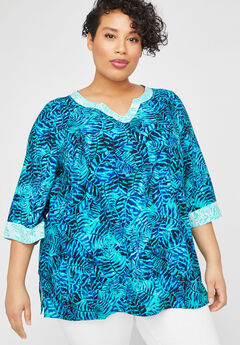 Shaded Grove Tunic,