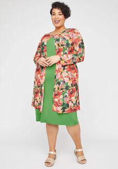 Shadow Creek Jacket Dress,