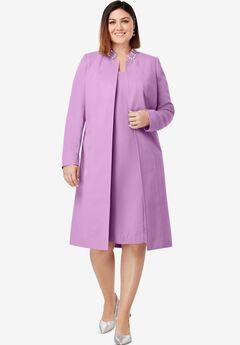 Embellished Jacket Dress,