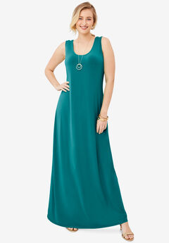 Sleeveless Maxi Dress,