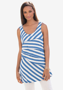Striped Tank Top,
