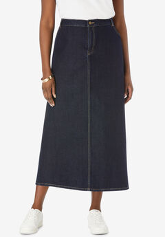 True Fit Denim Skirt,