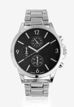 Silver Metal Watch,