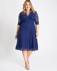 Mademoiselle Lace Cocktail Dress,