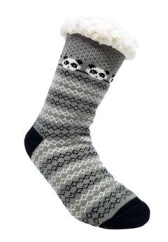 Panda Slipper Sock Slipper Socks,