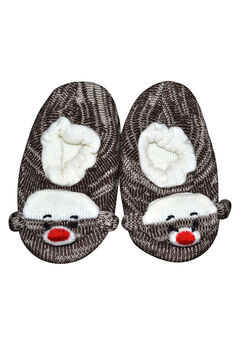 Monkey Slippers by Muk Luks®,