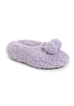 Moisturized And Infused Ballerina Sock Slippers,
