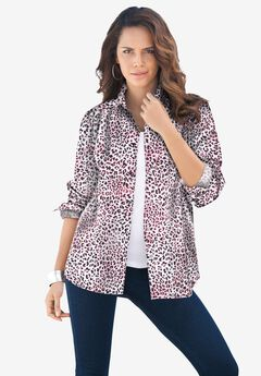 Long-Sleeve Kate Bigshirt,