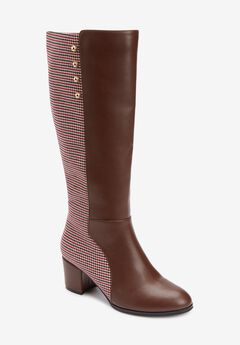 The Shay Wide Calf Boot ,