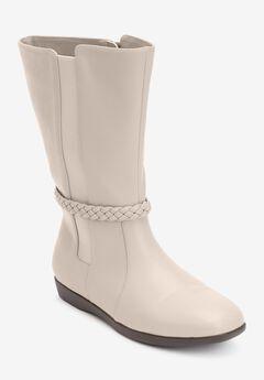 The Nova Wide Calf Boot ,