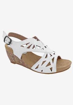 Beauty Wedge Sandal,