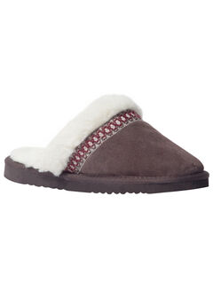 Dawn Suede Scuff Slipper by Muk Luks®,