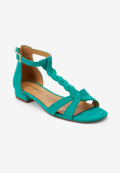 The Aubree Sandal by Comfortview®,