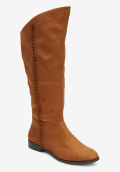 The Tinley Wide Calf Boot ,