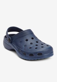 The Rubber Clog , NAVY