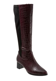 Kirby Wc Wide Calf Boot,