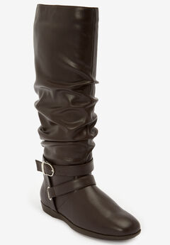 The Arya Wide Calf Boot ,