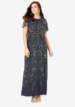 Glam Maxi Dress,