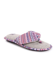 Dawna Thong Slippers,