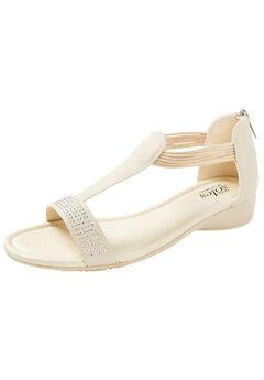 Good Soles Sparkle Sandals,