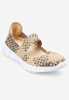 The Pammi Mary Jane Sneaker ,