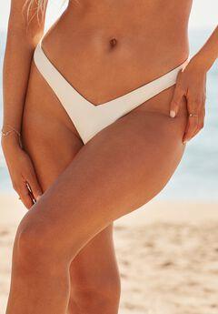 Camille Kostek 90's Baby Thong Bikini Bottom,