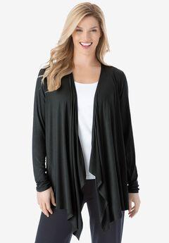 Best Dressed® Essential Open Front Cardigan,